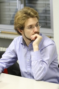 Edoardo Cappelletti, candidato a Lugano