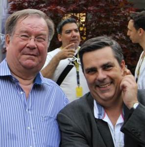 Borodachev con F. Maire (Cineteca Svizzera)