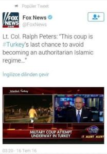 La Turchia, nuovo obiettivo dell'imperialismo USA?