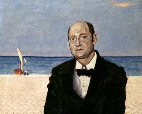 Umberto-Saba-ritratto-di-Vittorio-Bolaffio-1923