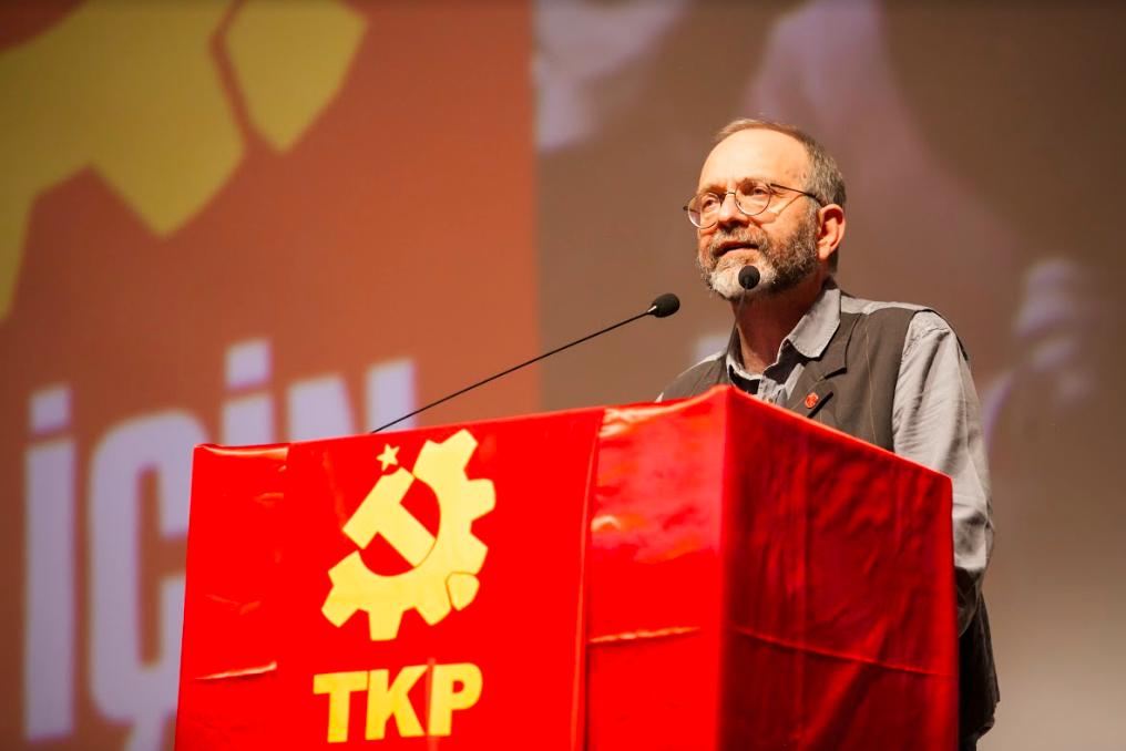 Kemal Okuyan, leader dei marxisti-leninisti turchi