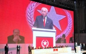 La relazione introduttiva del leader rivoluzionario Dogu Perinçek