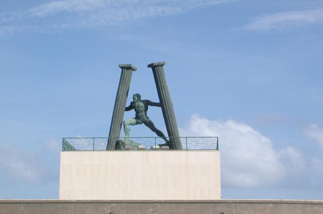 Ceuta-Colonne-d-Ercole