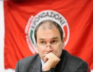 Il segretario del PRC Paolo Ferrero