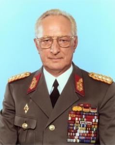 Kessler in una foto del 1988
