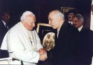 Fetullah Gülen e papa Giovanni Paolo II accomunati dalle operazioni Gladio